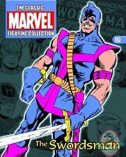 Classic Marvel Figurine Collection Magazine #182 Swordsman Eaglemoss