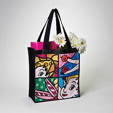 Tinker Bell Disney Tote Bag by Romero Britto 15857 NEW