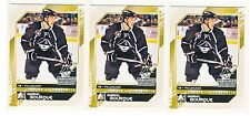50ct Gabriel Bourque 2010-11 ITG Heroes & Prospects Hockey Rookie RC Lot #165