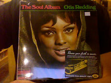 Otis Redding The Soul Album LP sealed vinyl RE reissue Sundazed