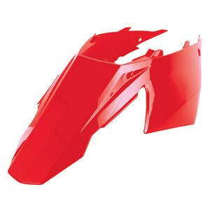 New Rear Fender Red HONDA CRF50 2004–2009