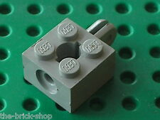 LEGO VINTAGE OldGray Arm Holder Brick 792c02 / Set 1593 6880 6882 6822 6901 1977