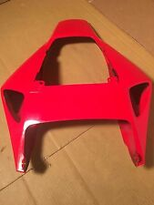 USED Honda 06-07 Fireblade (CBR1000) Red Seat Cowl Set