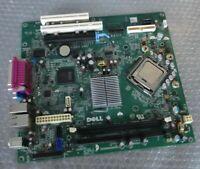 Dell T656F 0T656F OptiPlex 360 Bureau Prise 775 Carte Mère Avec Intel CPU