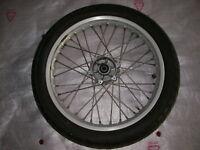 Ruota Ant. 2.15x19 Bridgestone Battlewing Cerchione Aprilia Pegaso 650 Ad.es.