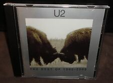 U2 The Best Of 1990-2000 (CD, 2002)