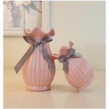 Ceramic Porcelain Decorative Vase Simple Modern Tabletop Elegant Handicrafts New