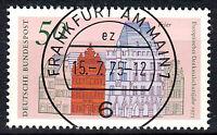862 Vollstempel gestempelt EST Ersttag mit Gummi BRD Bund Deutschland 1975