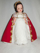 "MADAME ALEXANDER 10"" tall ""THE DUCHESS ELIZA"" from My Fair Lady (stand included)"