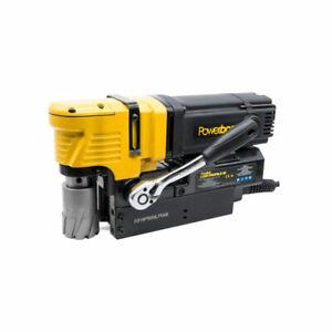 Powerbor PB50 Low Profile 240V Magnetic Drilling Machine 50mm Diameter
