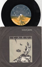 SWEET JAYNE Icarus / State of Mind *AUSTRALIA NEW WAVE feat.GIRLSCHOOL BONACCI