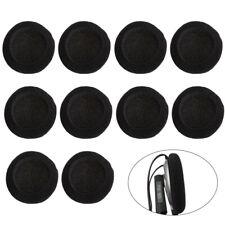 10x 50mm Replace Soft Foam Ear Pad Sponge Cushion Headphone Headset Cover Cap US