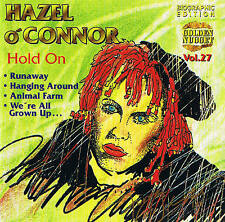 "Hazel O 'Connor ""Hold on"" 12 tracks CD NEUF & OVP Cosmus DSB"