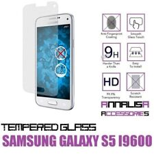 PELLICOLA IN VETRO TEMPERATO PER SAMSUNG GALAXY S5 i9600 / S5 NEO TEMPERED GLASS