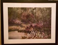 FINE ART LITHOGRAPH: Jewels of the Forest 1991 by Diane Anderson S/N # 39/100