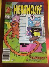 *Vintage* Heathcliff #7 Comic Book - Printed April 1986