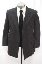 vintage mens POLO RALPH LAUREN blazer jacket double breasted sport coat 36 37 S