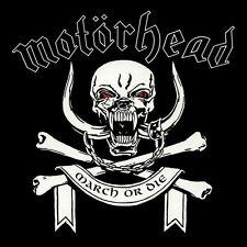 MOTORHEAD - MARCH OR DIE - CD SIGILLATO 1992