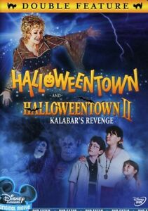Halloweentown 1 & 2 (DVD)  REGION 1 - sealed