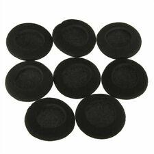 10pcs 60mm Foam Pads Ear Pad Cushion Sponge Earpads Headphone Headset Cover