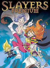 Slayers - Premium (DVD) ANIME JAPANESE / ENGLISH LANG W ENGLISH SUBS SHIPS FREE!
