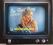 "HOOK'N'SLING ""TheBestThing(2008)"" 2008 3Trk CD *DaleRyder/BoomCrashOpera *TVRock"