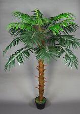 Phönixpalme 140cm ZJ Kunstpalmen künstliche Palmen Dekopalme