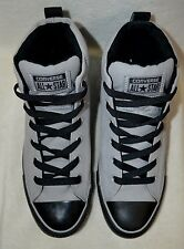 Converse Men's All Star CT Street Mid-Top Dolphin/Black Sneakers-Asst Sizes NWB