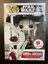 Funko POP Star Wars General Grievous 129 Walgreens Exclusive
