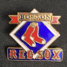 MLB Boston Red Sox Collector Pin~Peter David~1988 Vintage~Socks Logo~Baseball
