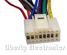 NEW 16 Pin WIRE HARNESS for ALPINE CDM-9811 / CDM-9821