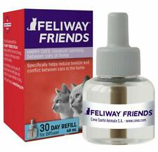 FELIWAY Friends 30 Day Refill Reduce Cats Conflicts Aggression in Multicat House