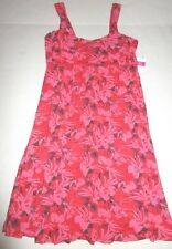 FRESH PRODUCE Medium Barn Red PARADISE Impromptu Dress $89 NWT New M