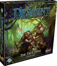 Descent Journeys In The Dark - The Trollfens Expansion