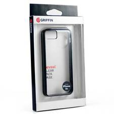GRIFFIN Reveal Ultra-Thin Hard Shell Flex Edging Clear Case For iPhone 5C
