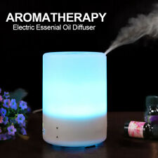 Electric Oil Essential Burner Aroma Diffuser Humidifier Air Purifier LED 125 ML