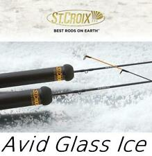 "St. Croix Avid Ice Glass 26"" Light Ice Fishing Rod AGR26L"