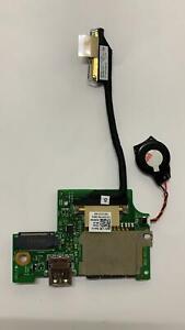 Brand New Genuine Dell INSPIRON 13 7370 7373 Power Button Board Part No: 008YD0