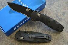 Benchmade 585SBK Mini Barrage Spring Assisted Opening Knife w/ Axis Lock 154CM