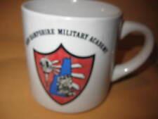 "Coffee Mug Cup New Hampshire Military Academy 3 5/8"" tall"