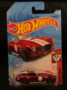 2021 Hot Wheels Super Treasure Hunt Shelby Cobra 427 S/C #250