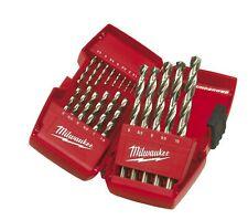 Milwaukee 4932352374 HSS-G Drill Bit Set Metal 19 Pieces