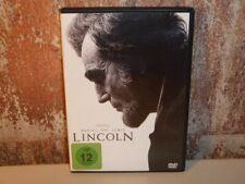 LINCOLN a Steven Spielberg Film mit Daniel Day-Lewis -- DVD FSK 12
