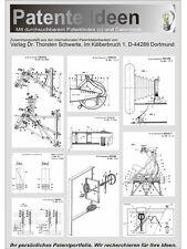 Optische Anstalt C.P. Goerz Patente 1911-60 900 Seiten