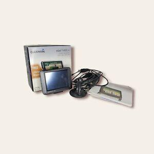 Garmin NUVI 1450 LM Complete New Open Box