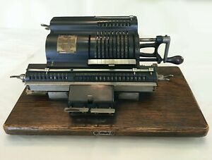 Marchant Model A Standard Calculating Machine, circa 1917 — MINT CONDITION