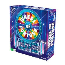Pressman - Wheel of Fortune Game- 4th Edition