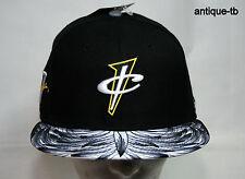 NIKE PENNY 5 V TRUE SNAPBACK CAP UNISEX BLACK WOOL OSFM 559413 010 2012 HAT NBA