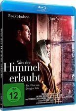 Was der Himmel erlaubt - Rock Hudson - Jane Wyman - Blu-ray