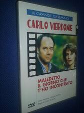 cofanetto+DVD nuovo film MALEDETTO IL GIORNO T'HO INCONTRATO CARLO VERDONE